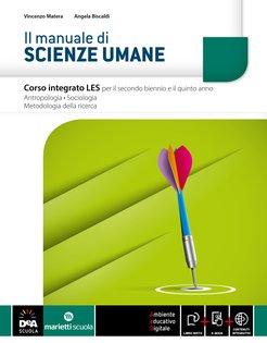 Volume integrato Antropologia, Sociologia, Metodologia della ricerca + eBook