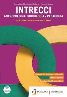 Volume Antropologia, Sociologia, Pedagogia per il 5° anno del Liceo delle scienze umane + eBook