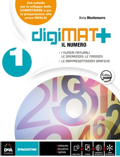 Aritmetica 1 + Geometria 1 + Quaderno competenze 1 + Easy eBook (su dvd) + eBook