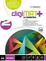 Aritmetica 2 + Geometria 2 + Quaderno competenze 2 + Easy eBook (su dvd) + eBook