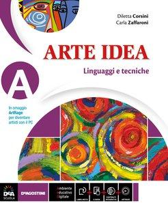 Volume A Linguaggi e tecniche (con Art Rage) + Volume B Storia dell'Arte + eBook (anche su dvd con attivazione) + Volume C Laboratorio delle competenze