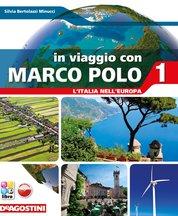 Volume 1 L'Italia nell'Europa + Atlante 1 + Carte mute + eBook