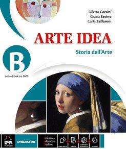 Volume B Storia dell'Arte + eBook (anche su dvd con attivazione) + Volume C