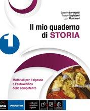 Volume 1 L'età medievale + Atlante Geo-Storia + Cittadinanza e Costituzione + eBook + Quaderno Operativo 1