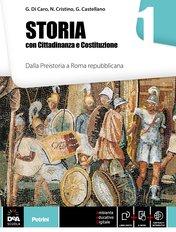 Volume 1 Dalla Preistoria a Roma Repubblicana + eBook