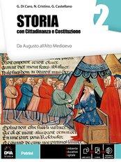 Volume 2 Da Augusto all'Alto Medioevo + eBook