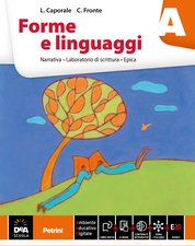 Volume A Narrativa + eBook + Percorso nei Promessi Sposi + Volume B Poesia + eBook