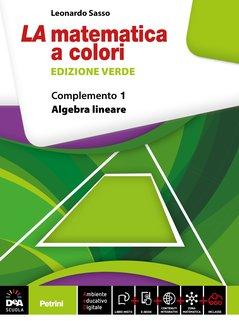 Complemento 1 Algebra lineare (C1, C4, C9) + eBook