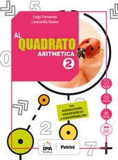 Aritmetica 2 + Geometria 2 + Quaderno Plus 2 + Easy eBook (su dvd) + eBook