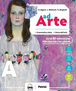 Volume A (Storia dell'Arte) + Volume B (Linguaggi e tecniche) + Easy eBook A e B (su dvd) + eBook