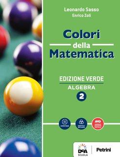 Algebra 2 + Quaderno 2 + eBook