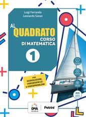 Volume 1 + Quaderno 1 + Quaderno Plus 1 + Formulario plastificato + Tavole numeriche + Easy eBook (su dvd) + eBook