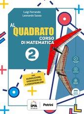 Volume 2 + Quaderno 2 + Quaderno Plus 2 + Easy eBook (su dvd) + eBook