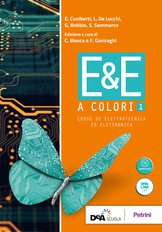 Volume 1 - Elettrotecnica ed elettronica per il 3° anno + Ebook Vol 1