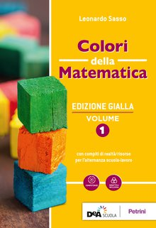 Volume 1 + Quaderno Inclusione e recupero 1 + eBook + Unità di apprendimento multidisciplinari