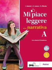 Volume A Narrativa + Volume D Scrivere +  Invalsi con CD rom + eBook