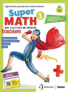 Aritmetica 1 + Formulario plastificato + Tavole numeriche + Geometria 1 + Easy eBook  (su DVD) + eBook