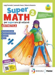 Aritmetica 2 + Geometria 2 + Easy eBook (su DVD) + eBook