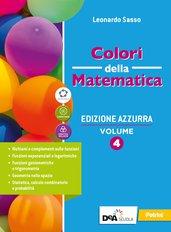 Volume 4 + Quaderno di inclusione e recupero 4 + eBook