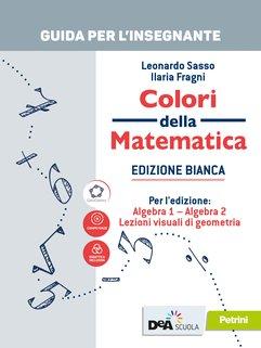 Guida insegnante Algebra 1 e 2 Lezioni Visuali di geometria + eBook