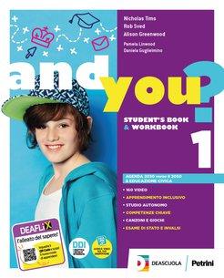 Student's Book & Workbook 1 + Easy eBook 1 (su DVD) + eBook 1 + Think Culture + Grammar