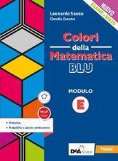 Modulo E - Statistica, probababilità, calcolo combinatorio + eBook