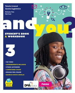 Student's Book & Worbook 3 + Easy eBook 3 (su DVD) + eBook 3 + Exams + INVALSI Trainer
