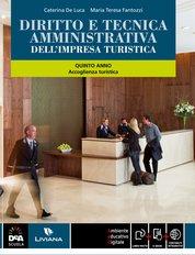 Volume Accoglienza turistica quinto anno + eBook