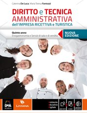 Volume classe quinta Enogastronomia - sala e vendita + eBook