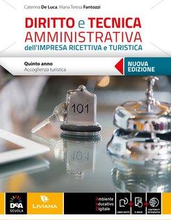 Volume classe quinta Accoglienza turistica + eBook