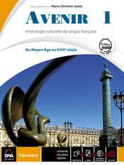 Volume 1 Du Moyen Âge au XVIIIe siécle + Easy eBook (su dvd) + eBook