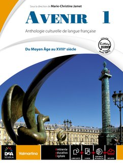 Volume 1 Du Moyen Âge au XVIIIe siécle + Easy eBook (su dvd) + eBook