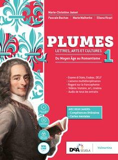Volume 1 + Compétences littéraires e Cartes mentales + Easy eBook (su DVD) + eBook