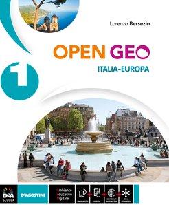 Volume 1 Italia-Europa + Atlante Geo-Storia + Cittadinanza e Costituzione + eBook