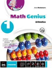 Aritmetica 1 + Geometria 1 + Palestra delle competenze 1 + Easy eBook (su dvd) + eBook
