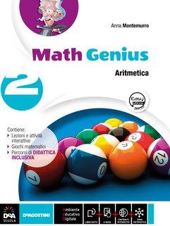 Aritmetica 2 + Geometria 2 + Palestra delle competenze 2 + Easy eBook (su dvd) + eBook