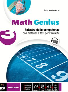 Algebra 3 + Geometria 3 + Palestra delle competenze 3 + Easy eBook (su dvd) + eBook