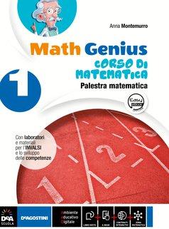 Volume 1 + Palestra Matematica 1 + Easy eBook (su dvd) + eBook