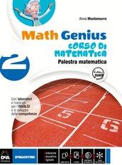 Volume 2 + Palestra Matematica 2 + Easy eBook (su dvd) + eBook