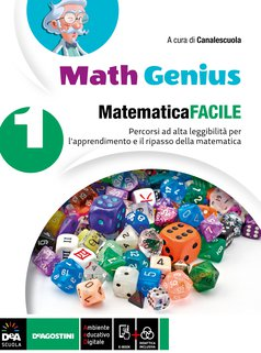 Matematica FACILE 1 + eBook