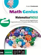 Matematica FACILE 2 + eBook