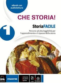 Storia FACILE 1 + eBook