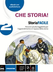 Storia FACILE 2 + eBook