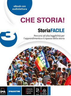 Storia FACILE 3 + eBook