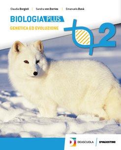 BIOLOGIA 2 PLUS + eBook (secondo biennio)