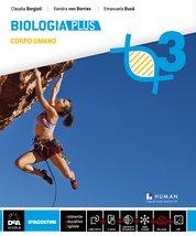 BIOLOGIA 3 PLUS + eBook (secondo biennio)