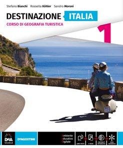 Volume 1 Destinazione Italia + Atlante turistico Italia + eBook