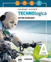 Volume A Tecnologie + Tecnologia in sintesi + Volume B Disegno + Tavole di Disegno + Easy eBook (su dvd) + eBook