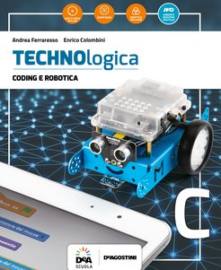 Volume C Coding e Robotica + eBook