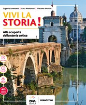 Volume 1 + Quaderno 1 + Raccordo Storia antica + Cittadinanza e Costituzione + Easy eBook (su dvd) + eBook
